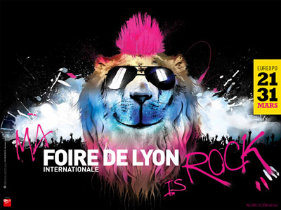 Affiche foire internationale de lyon 2014 photo 400x300 - Foire internationale de lyon ...