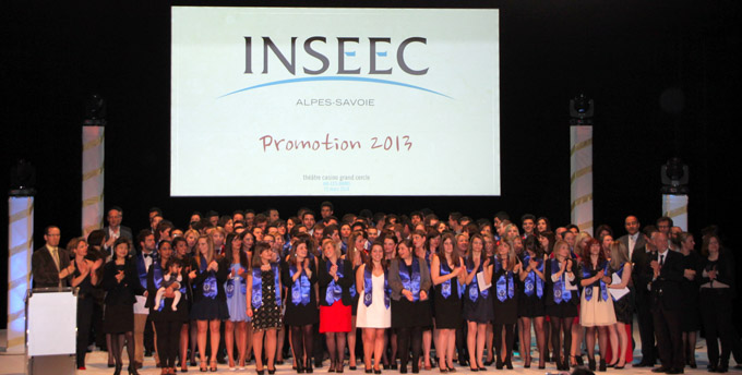 INSEEC Promotion 2013