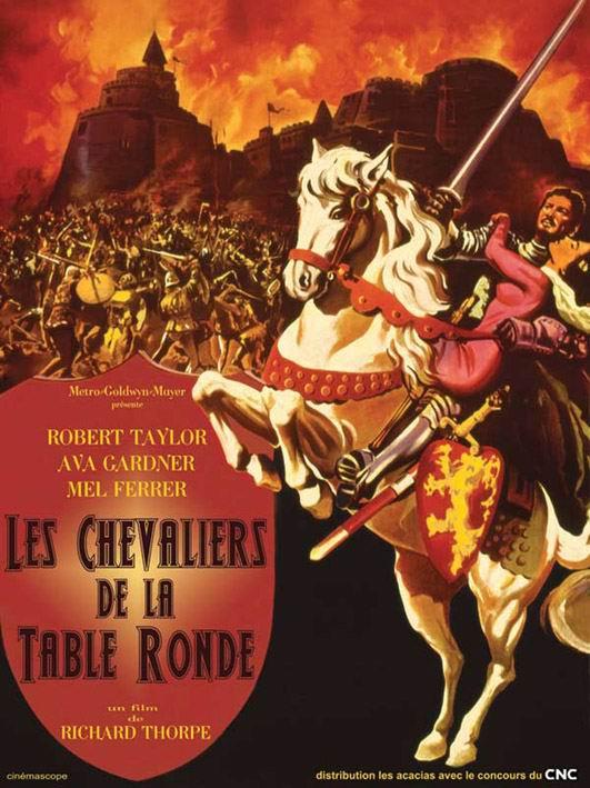 Les chevaliers de la table ronde photo 531x709 - Les chevalier de la table ronde ...