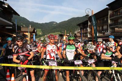 Roc des Alpes 2014 - La Clusaz