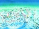 plan des pistes de ski ot val thorens
