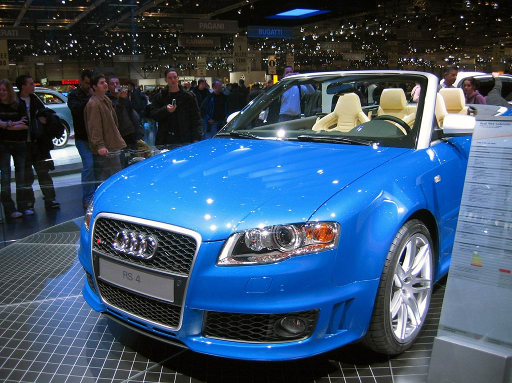 Salon de Gen�ve 2006 (Audi) 1024x767