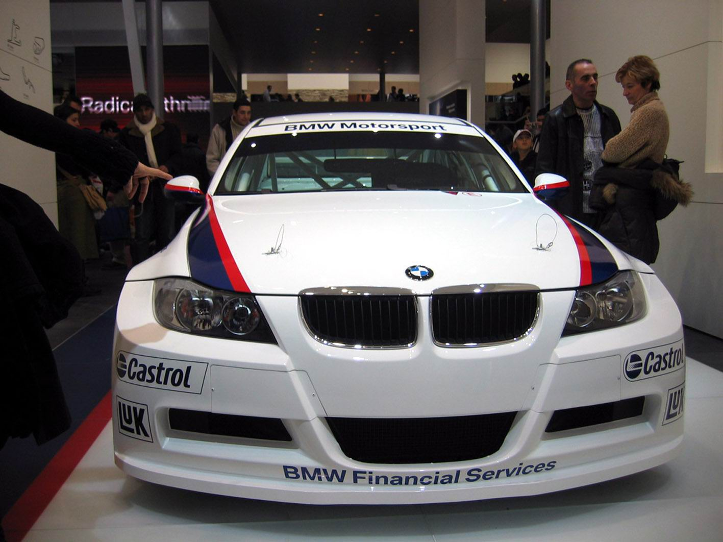 Salon de Gen�ve 2006 (BMW) 1417x1062