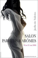 Affiche Salon Parfums