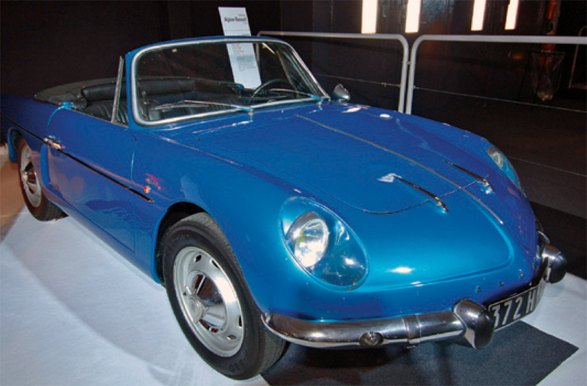 alpine a 110 cabriolet 1964 photo 850x560. Black Bedroom Furniture Sets. Home Design Ideas