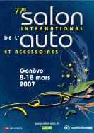 Affiche Salon International de l�Automobile