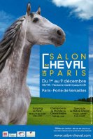 Affiche Salon du cheval 2007