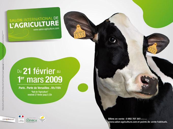 Affiche du salon de l 39 agriculture 2009 photo 680x510 - Salon de l agriculture de paris ...