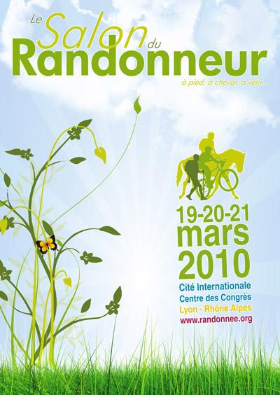 Affiche salon du randonneur 2010 photo 400x564 for Salon du randonneur lyon
