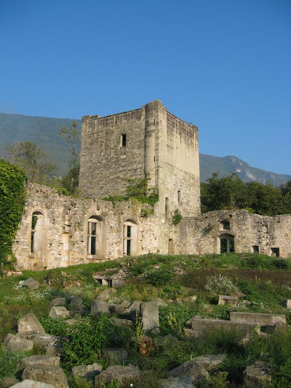 Tour du château de Thomas II © 123 Savoie