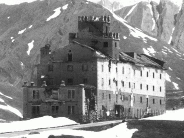 Hospice du Petit-Saint-Bernard