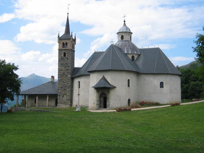 Notre-Dame-de-la-Vie © 123 Savoie