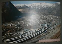 L'usine de Saint-Jean-de-Maurienne © Sergio Palumbo - 123 Savoie