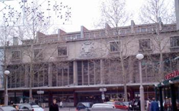 Anciennes Halles de Chambéry © 123 Savoie