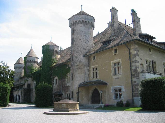 château de Ripaille © 123 Savoie