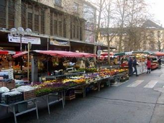 Ancien marché des Halles © 123 Savoie
