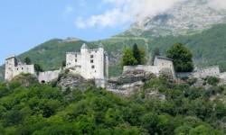panorama château de Miolans