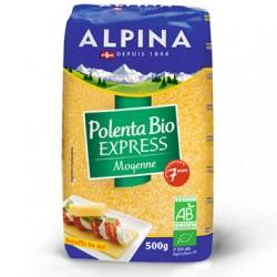 polenta bio express moyenne alpina