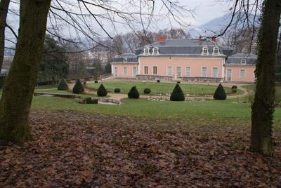 Arrière du château de Boigne ou de Buisson-Rond - © Sergio Palumbo - 123 Savoie