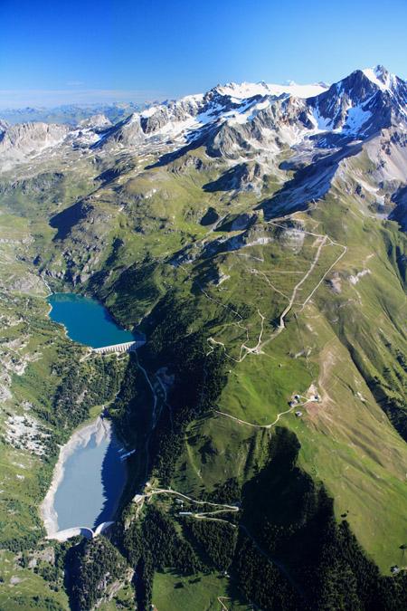 Barrages d'Aussois - © Jean-Luc Rigaux - OT Aussois