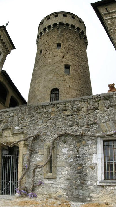 La tour - © Sergio Palumbo - 123 Savoie