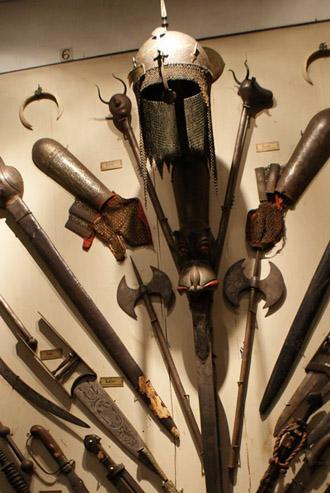 Armes orientales © Sergio Palumbo 123-Savoie