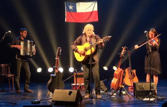 Octavio Sola et ses musiciens © Nathalie Damide Baldji
