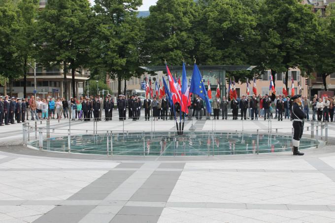 Commémorations du 8 mai 2014 © 123 Savoie