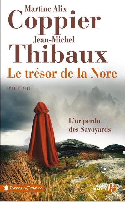 Couverture Le trésor de la Nore