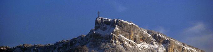 La Croix du Nivolet © Sergio Palumbo - 123 Savoie