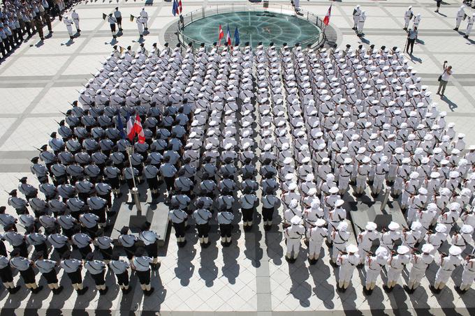 Passation de commandement au 13ème BCA  © 123 Savoie