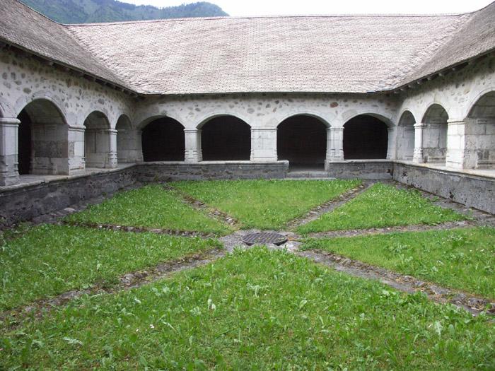 Chartreuse de Mélan © Conseil général de la Haute-Savoie