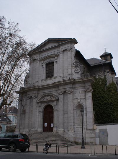 Chapelle Vaugelas - © Sergio Palumbo - 123 Savoie