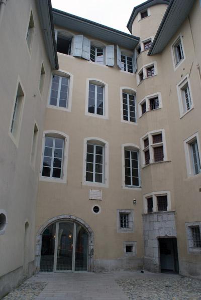 L'Hôtel de Cordon - © Sergio Palumbo - 123 Savoie