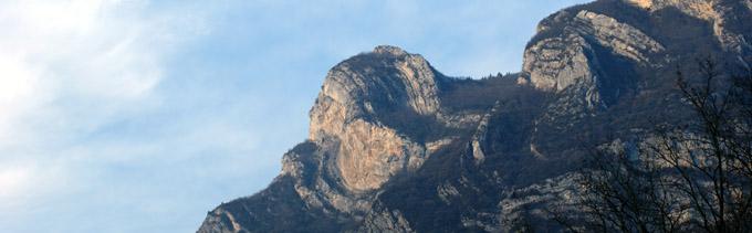 La Savoyarde veille sur la Combe de Savoie © 123 Savoie