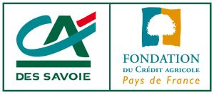 Logo CA & Fondation
