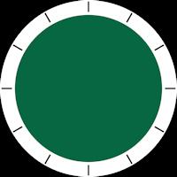 temps durée montre 60mn 1h