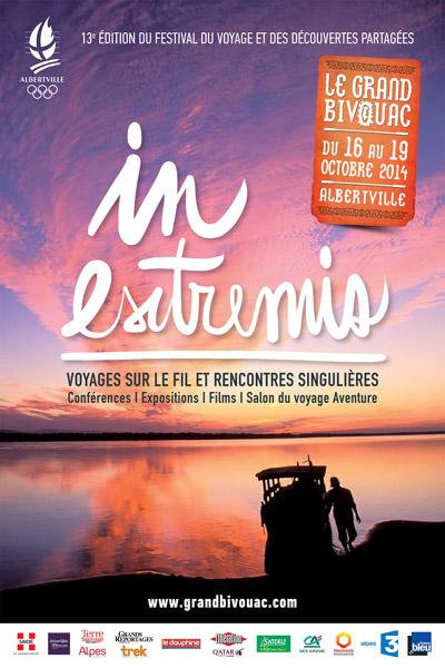 Affiche Grand Bivouac 2014