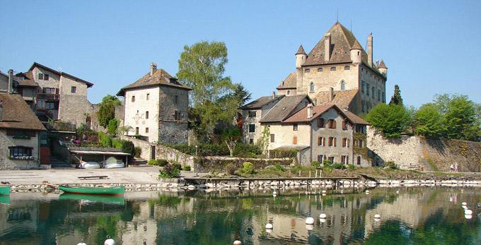Château d'Yvoire - © OT d'Yvoire