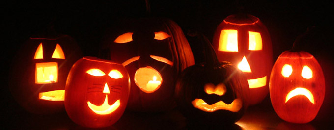 Citrouilles Halloween