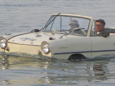 La voiture amphibie - 1