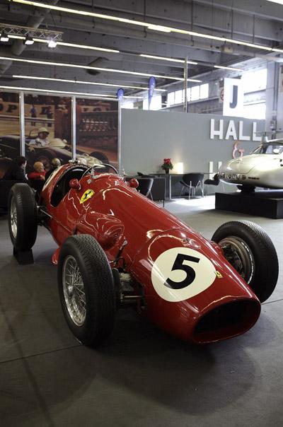 Lancia Ferrari type D50 de 1955