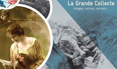 Collecte souvenirs de la Grande Guerre