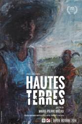 Affiche Hautes Terres de Marie Pierre Brêtas
