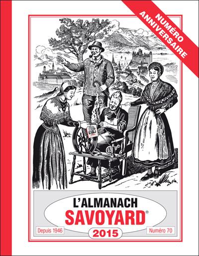 L'Almanach Savoyard 2015