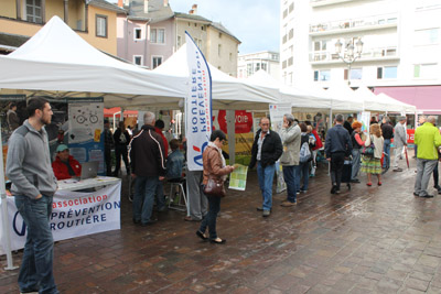 La Journée de la sécurité routière - © Sergio Palumbo - 123 Savoie