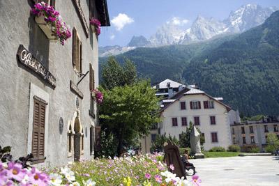 Maison de la Montagne - © OT de Chamonix
