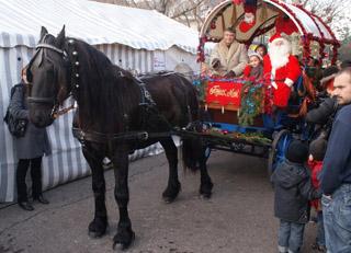 Marché de Noël à la Motte Servolex - © Sergio Palumbo - 123 Savoie