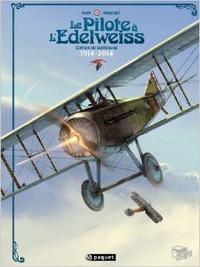 Pilote à l'Edelweiss, Romain Hugault