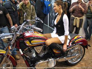 Salon de la moto de Milan - 1 - © Sergio Palumbo - 123 Savoie